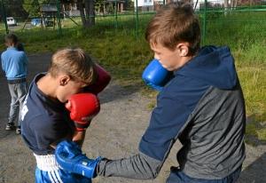 3 Утренняя работа над школой бокса (7)