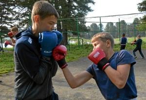 3 Утренняя работа над школой бокса (8)