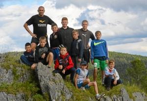 6 Прогулка в горах (1)