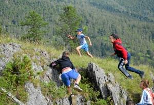 6 Прогулка в горы. Охота на бурундука (2)