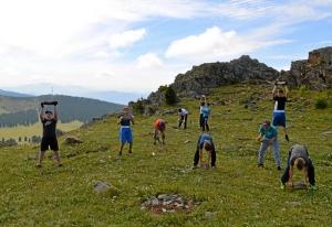 9 На вершине горы Тияхта (2)