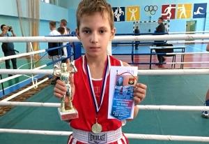 (3) Лучший боксер соревнований - Матвей Мулявин