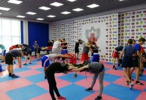 (1) Гимнастика с партнером