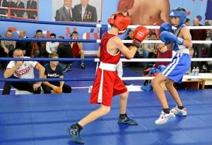 (1) Четвертьфинал. Момент боя Александра Совы (в синей форме)