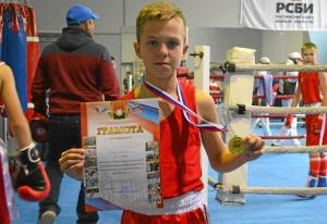 (17) 1 Матвей Эрет - победитель соревнований