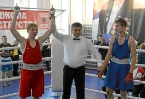 (18) Полуфинал. Победил Антон Гобов