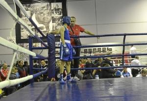 (3) Полуфинал. Артем Алексеенко перед началом боя