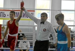 (9) Полуфинал. Победил Артем Алексеенко