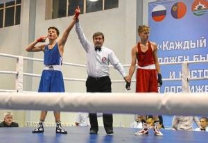 (14) Четвертьфинал. Даниил Радченко вышел в полуфинал