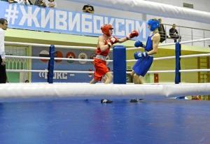 (17) Четвертьфинал. На ринге Вячеслав Горбунов (в красной форме)