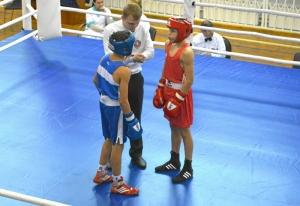 (3) Андрей Демшин открывает соревнования для нашей команды