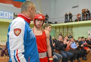 (44) Финал. Вячеслав Горбунов перед выходом на ринг