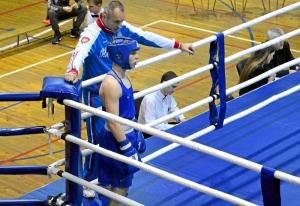 (7) Антон Гобов готов к бою