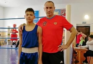 (1) Влад Ашихмин - победитель открытого ринга