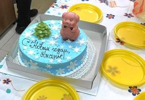 (24) Ну и десерт для старших ребят