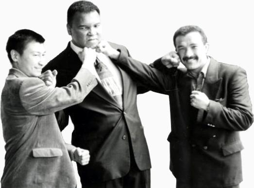 Арбачаков и Али (сайт)