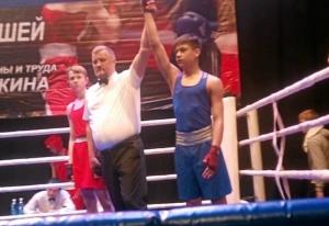 2 Победил Владислав Ашихмин