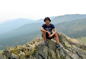 (20) Гора Тияхта