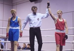 1 (2) Финал. Победил Антон Гобов