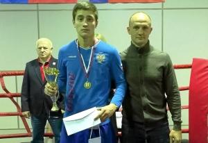 1 (3) Иван Коломин - приз за лучшую технико-тактическую подготовку