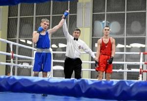 1 (5) Победил Антон Гобов