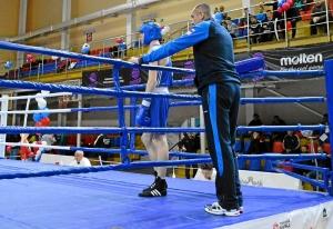 (12) Четвертьфинал. На ринге Вячеслав Горбунов