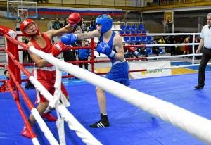 (14) Четвертьфинал. На ринге Вячеслав Горбунов