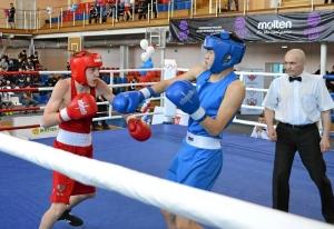 (18) Полуфинал. На ринге Егор Пономарев