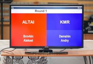 (2) На ринге Андрей Демшин