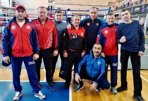 (26) Тренерский состав команды Кемеровской области