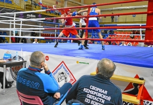 (9) На ринге Вячеслав Горбунов