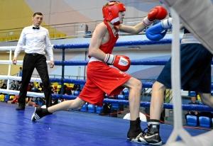 (7) Полуфинал. Егор Пономарев (в красной форме)