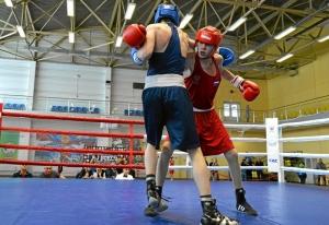 (9) Полуфинал. Егор Пономарев (в красной форме)