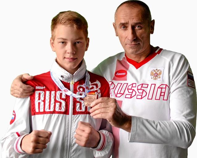 Первая медаль после паузы (сайт)