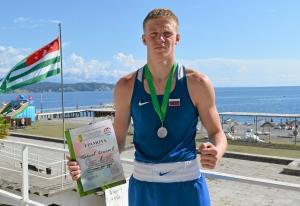 (12) Финалист соревнований - Вячеслав Горбунов