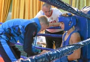 (5) Полуфинал. В углу ринга Матвей Мулявин