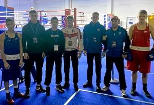 Кузбасские боксеры на соревнованиях