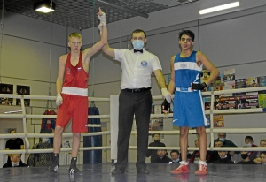 (6) Полуфинал. Победил Егор Пономарев