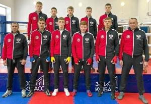 Сборная команда Кузбасса